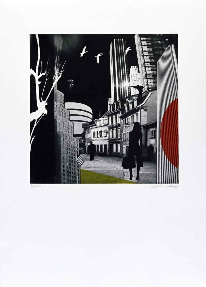 Betty Christine Fog konstnär - konstverk 1 - Våga Se Konst