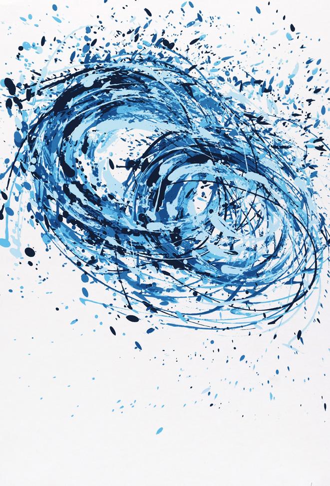 Giuseppe Scaiola konstnär - konstverk 2 - Våga Se Konst