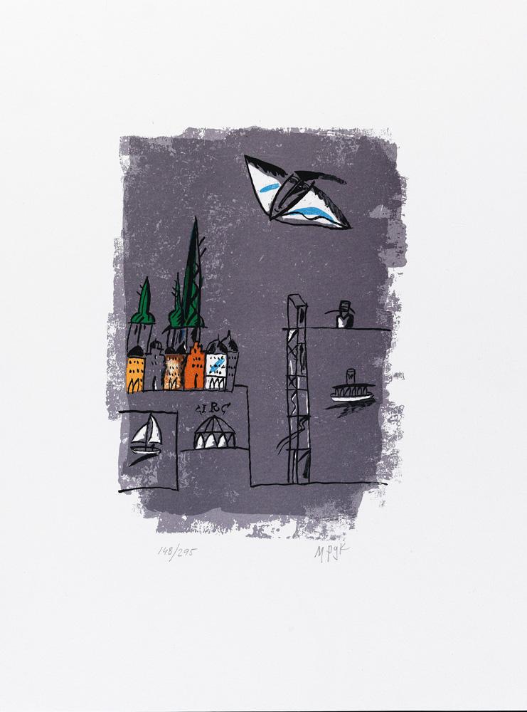 Madeleine Pyk konstnär - konstverk 2 - Våga Se Konst