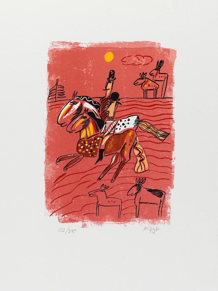 Madeleine Pyk konstnär - konstverk 4 - Våga Se Konst