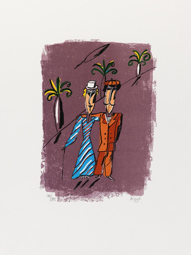 Madeleine Pyk konstnär - konstverk 6 - Våga Se Konst