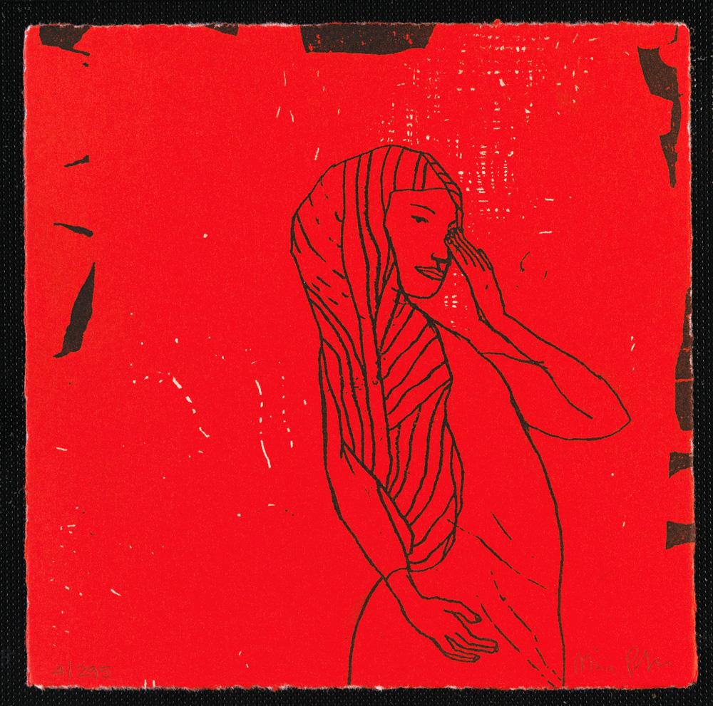 Marie Palmgren konstnär - konstverk 4 - Våga Se Konst