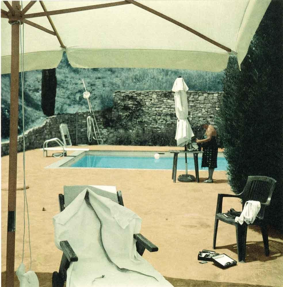 Konstnär Nils-Erik Mattsson. Konstverk benämning NEM1 'Utan titel 1', litografi, 32x46 cm, upplaga 295. Våga Se - Konst