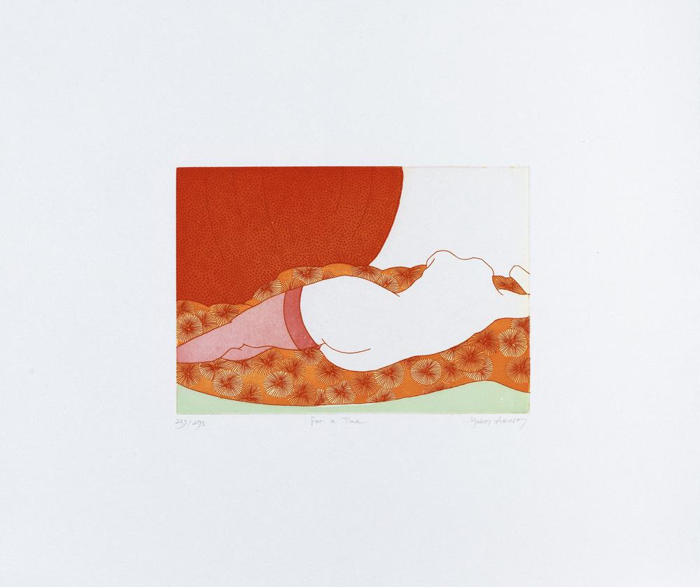 Yoko Akino konstnär - konstverk 6 - Våga Se Konst