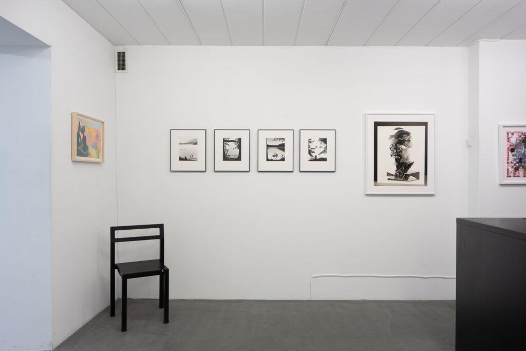 Rabatt på inramning av konst. Medlemmar i Våga Se - Konst får ramar till sin konst till billigare pris!